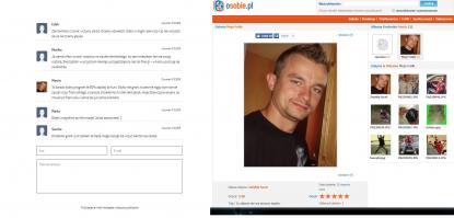 dużo phishingowych randek online